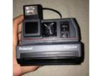Vintage Polaroid Impulse Instant Film Camera 600