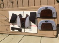 Parts For Sale: 00-06 w220 s600 wood trim dome lights ashtrays covers s500 s55