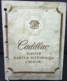 Buy 1964 to 1974 Cadillac Master Parts & Accessories Catalog Book Dealer 1966 1967 motorcycle in Holts Summit, Missouri, United States, for US $129.74