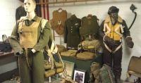 Old Military Uniforms