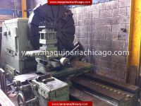 WMW Facing Lathe