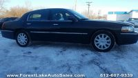 2011 Lincoln Town Car 4dr Sdn Signature Limited