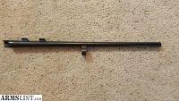 For Sale: Remington 870 Rifled Slug barrel by Hastings