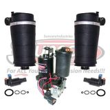 Sell Rear Left & Right Suspension Air Spring Bags, Solenoids & Compressor Kit motorcycle in Pompano Beach, Florida, US, for US $399.00