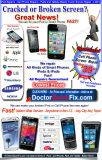 Cell Phone Cracked or Broken  Fast Repairs from $39.95