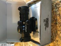 For Sale: Rifle Scope
