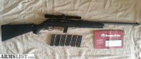 For Sale/Trade: Savage .22LR with scope