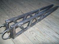 "Purchase Universal Ladder Bars Traction Bars Gasser Hot Rod Rat Rod 41"" - 47'' Nostalgia motorcycle in Lehighton, Pennsylvania, United States, for US $224.99"