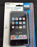 Ipod 4th gen. Crystal touch case