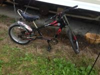 Schwinn chopper bicycle good condition...will negociate lower price..