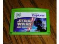 Star Wars Jedi Reading Leapster explorer GS leap Pad 1 2