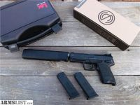 For Sale: Heckler & Koch USP 40 Tactical HK 40SW + Osprey 40