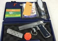 Colt 05070XE 5070XE 45 ACP Gold Cup Trophy STS 45