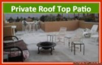 Condo with Private Roof Top Patio for Sale in Cathedral City CA