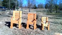Outdoor Heavy Duty Family Chairs