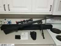 For Trade: Ruger American Bolt 30-06 rifle Like New in Box w/Leupold VX-2 and bipod