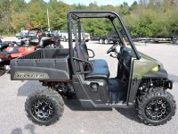 $6,998, 2015 Polaris Ranger 570 Sage Green