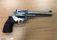 For Sale: Revolver Ruger Redhawk Stainless .44mag 8.5