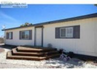 Real Estate For Sale - Three BR Two BA Mobile home