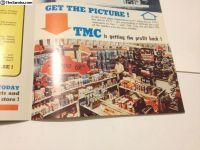 Empi TMC booklet w/store photos