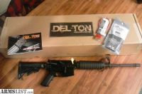 For Sale: DEL-TON ECHO RFTM16-0 AR15