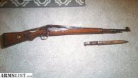 For Sale: German Mauser K98 Kar98