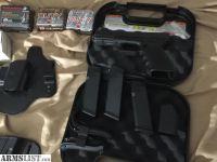 For Trade: Glock 21 gen 4 night sights