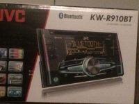 JVC car radio (new in box)