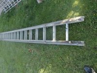 34 Foot Wood Extension Ladder