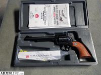 For Sale: RUGER NEW MODEL .17 HMR