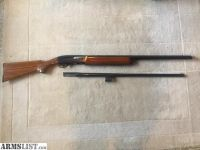 For Sale: Remington 1100 - with extra barrel