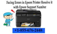 Facing Errors in Epson Printer Resolve it with Epson Support Number