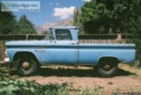 Chevy Apache Truck - Original Owner