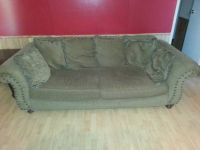 couch and love seat 50 bucks