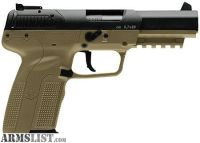 For Sale: FNH FIVE SEVEN FDE 1124.95