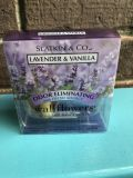 Bath and Body Works Wallflowers plug-in scent - one refill (lavender and vanilla: odor eliminating)