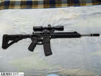 For Sale: Custom Black Rain Billet AR15