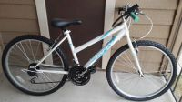 Huffy woman mountain bike