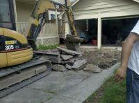 DEMO -  Driveway - Patio - Sidewalk - Demolition / Removal