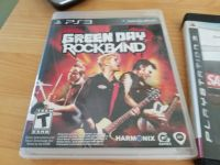 PS3 Green Day Rock Band