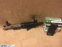 For Sale/Trade: 300 Blackout AR-15 pistol upper