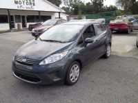 2011 Ford Fiesta 4dr Sdn S