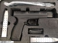 For Sale: Springfield XDM 5.25 - 450