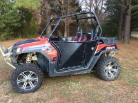 $6,695, 2011 Polaris RZR 800 WALKER EVANS LE