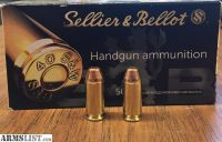 For Sale: S&B .40 S&W