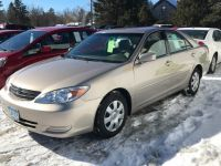 2003 Toyota Camry 4dr Sdn SE Manual (Natl)