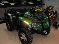 2012 Arctic Cat 700i Limited Utility ATVs Zulu, IN
