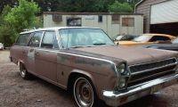 1965 AMC Rambler 880 Wagon