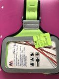 Brand new lime green cell phone sport armband.