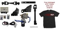Find Super ATV Honda Rincon 650/680 Power Steering Kit - WITH FREE UNHINGED T-SHIRT motorcycle in Cumming, Georgia, United States, for US $749.95